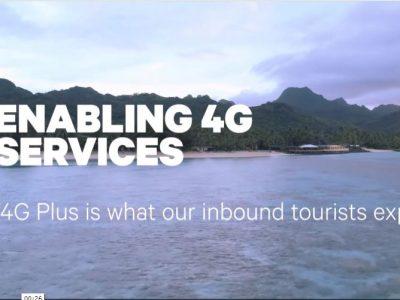 SES Networks – Cook Islands