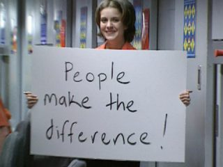 "easyJet – ""People make the difference"""